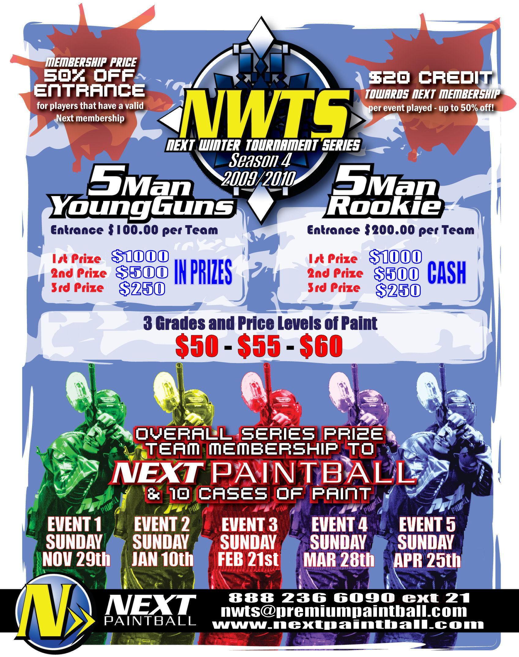 NWTS Next Winter Tournament Series